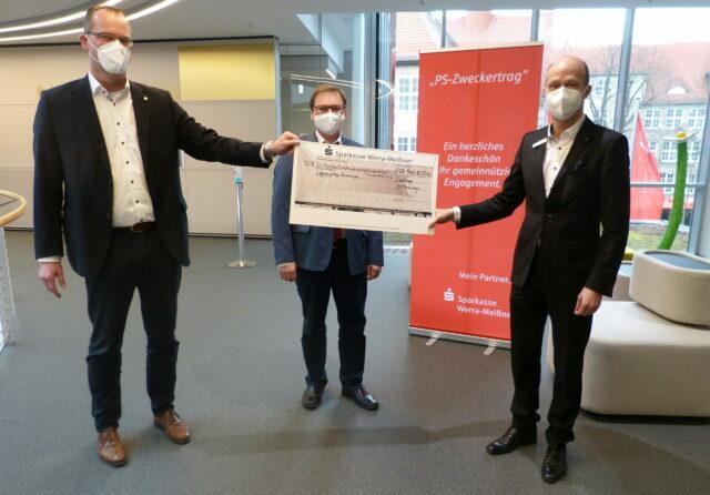 Sparkasse Werra-Meißner schüttet 146.803,40 Euro an gemeinnützige Organisationen aus.